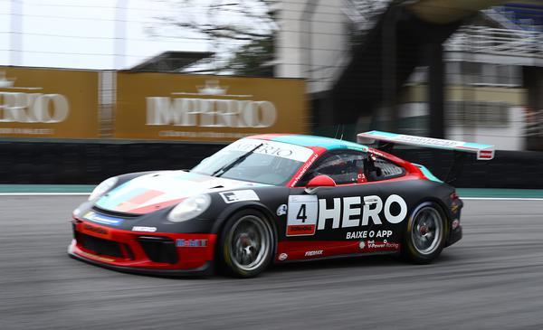 Porsche Endurance: jovens irmãos Baptista faturam pole e vitória em Interlagos
