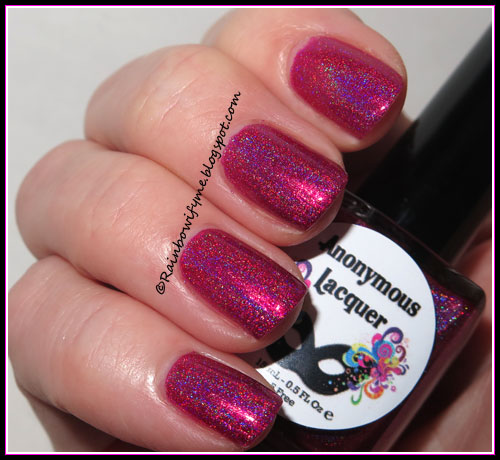 Anonymous Lacquer ~ Os To
