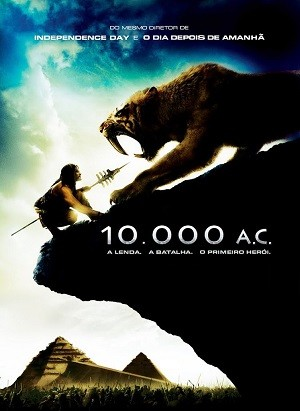10 000 A C Torrent Bluray 1080p Dublado Download 2008