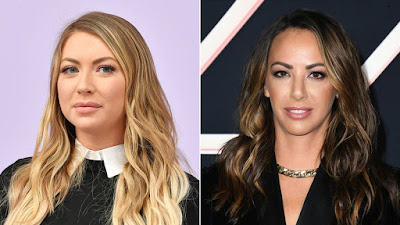 image result for Stassi Schroeder and Kristen Doute fired from Vanderpump Rules