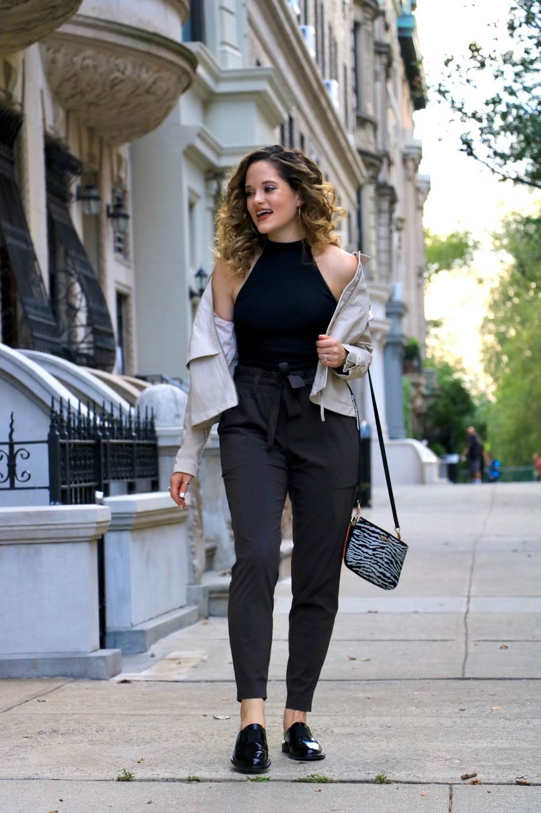 Nyc fashion blogger Kathleen Harper's fall outfit inspiration.