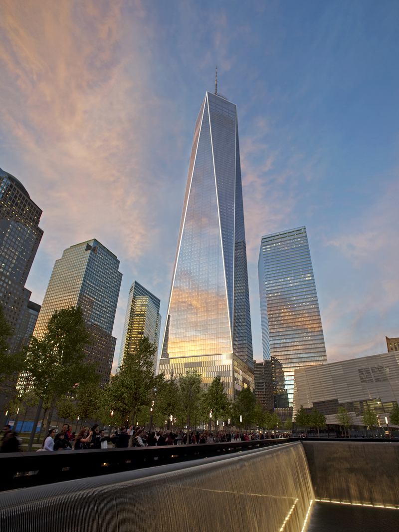 Modern Cabinet: New Photos Of One World Trade Center ...