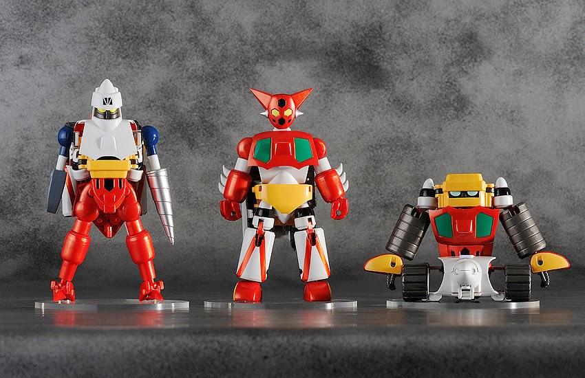 Getter Robo Toys 62