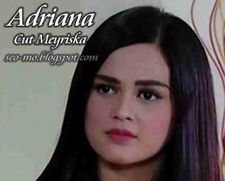 Foto Anak Jalanan Cut Meyriska sebagai Adriana