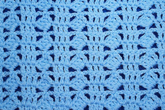 4 - Crochet Imagen Puntada a crochet para jarseis y chaquetas por Majovel Crochet