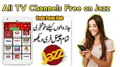 Jazz Free Tv Links