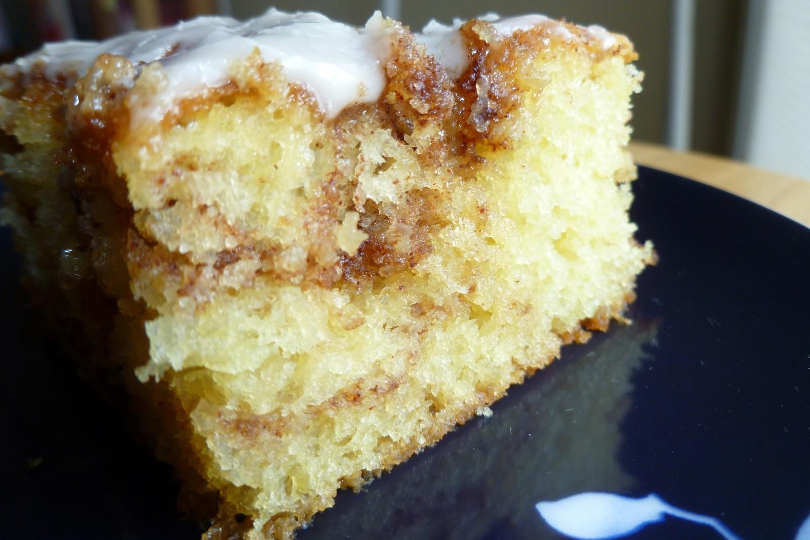 Sfoglia Cake Recipe