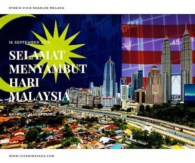 Hari Malaysia poster hd