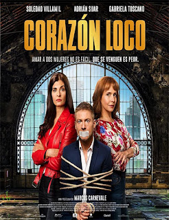 Corazón loco (2020) | DVDRip Latino HD GoogleDrive 1 Link