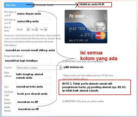 contoh id card bank bni   healthy body free mind