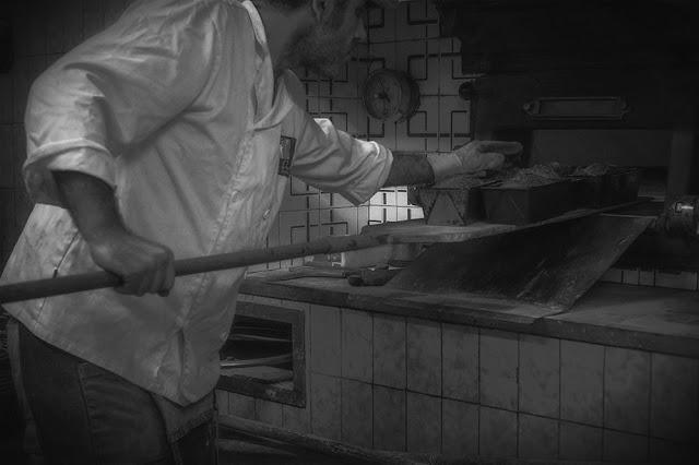 Oficios: Panadero / Manu Torras