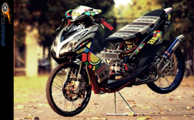 modifikasi vario techno 2014