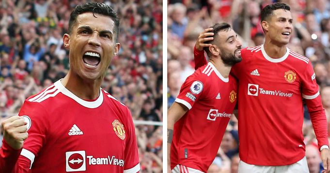 Revealed: Ronaldo had speech with Manchester United teammates before Newcastle demolition