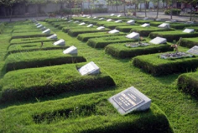 Menarik Kembali Pinjaman Lahan Kuburan