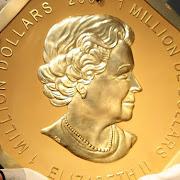 В Германии из музея украли золотую монету весом в 100 килограмм