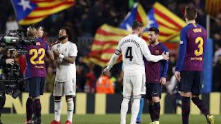 Check Out Barcelona and Real Madrid full 2020/21 La Liga calendar season.