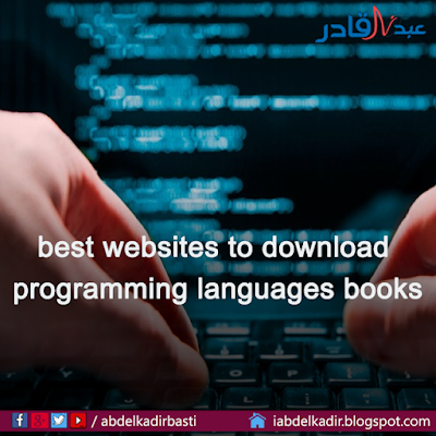 best websites to download programming languages books