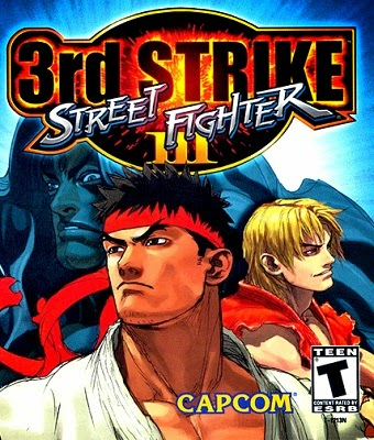 Street Fighter III 3rd Strike PC Game Free Download