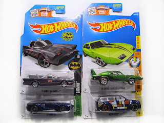 Hot Wheels Super Treasure Hunt 2016