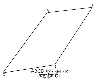 parallelogram formula
