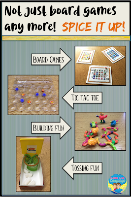 3 easy game tips for speech/language therapy