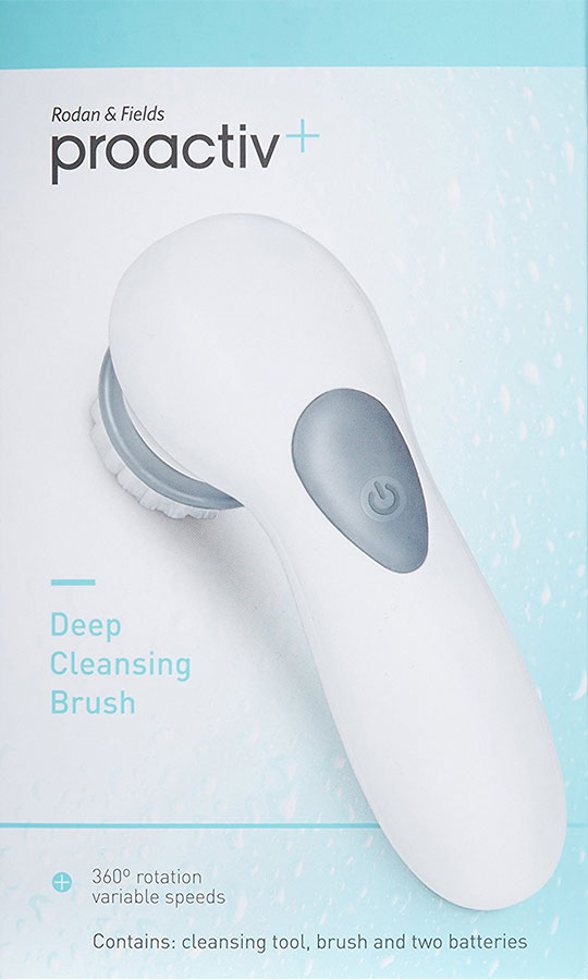 Proactiv Deep Cleansing Brush Packaging
