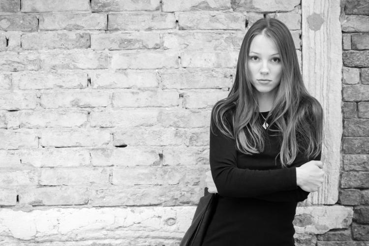 Agnieszka Sajdak-Nowicka smart casual strój do pracy