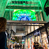 LED schermen in De Passage