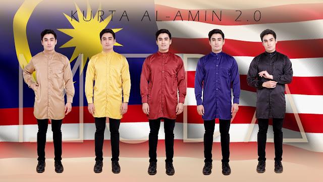 MUDA Menswear + Zara Awliya + Malaysia Merdeka!