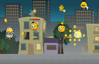 Play Heroes In Super Action Adventure Shooting Online Game