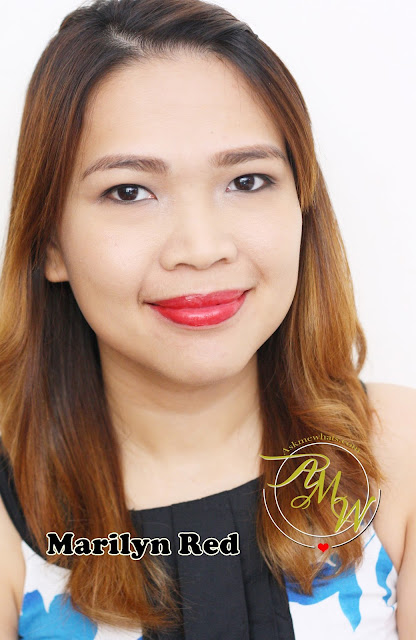 a photo of Laneige X Lucky Chouette Serum Drop Tint Marilyn Red on Nikki Tiu AskMewhats