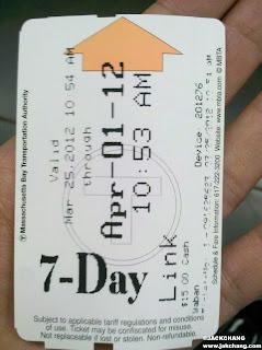 Charlie Ticket