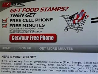 Free Cell Phone For Those On Food Stamps