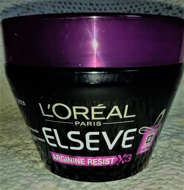 L'Oréal Elseve Elvive Arginine Resist X3