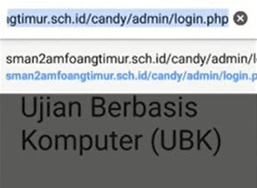 deface web sekolah