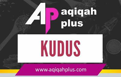 Lowongan Kerja Aqiqah Plus Kudus untuk posisi sebagai berikut :