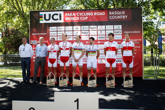 Paracycling World Cup