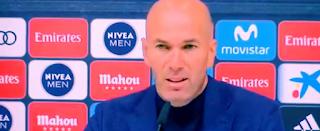 زيدان يعلن رحيله عن ريال مدريد