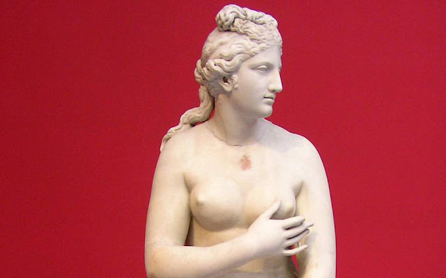 'Countless Aspects of Beauty in Ancient Art' at the National Archaeological Museum of Athens