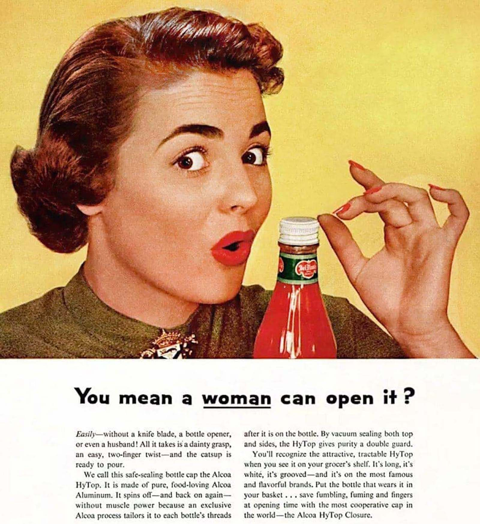 vintage sexist offensive ads