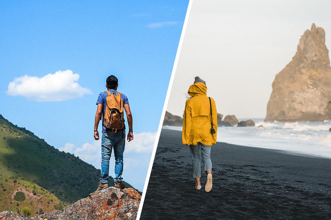 anak gunung atau anak pantai