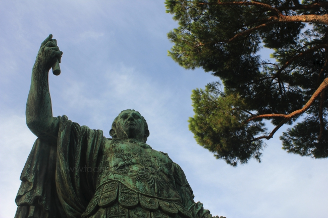 things to do in Rome; Roman forum