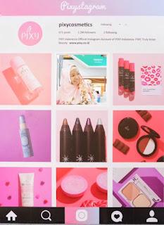 Lomba foto PIXY Beauty Blogger Palembang Gathering bareng PIXY Agustus 2017