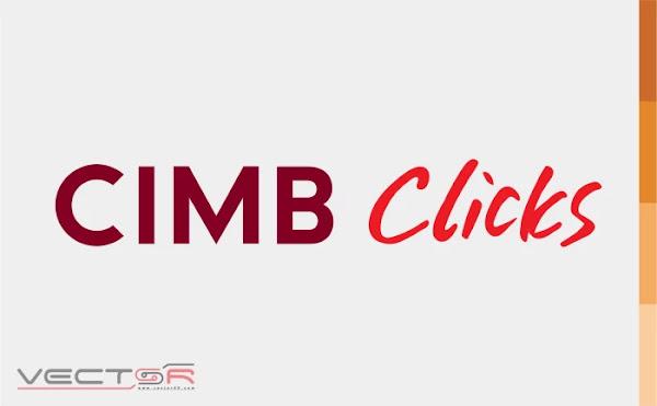 CIMB Clicks Logo - Download Vector File AI (Adobe Illustrator)