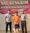 Polres Sawahlunto, berhasil tangkap DPO pelaku curat.