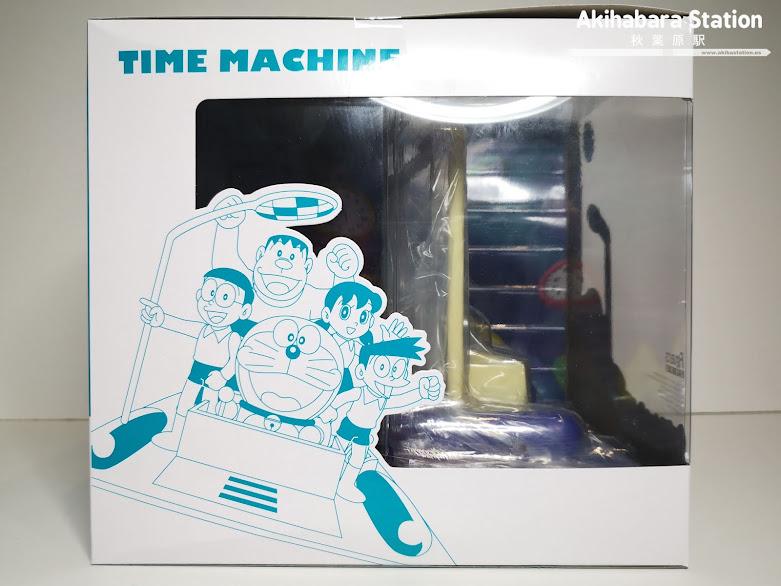 Figuras: Review del Figuarts Zero: Máquina del Tiempo de Doraemon - Tamashii Nations