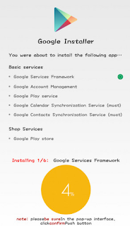 Description: Google Installer V2.0 APK Untuk Xiaomi MIUI Terbaru