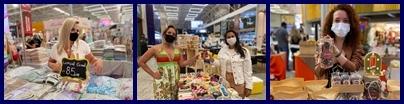 Feira da Lua realiza edição especial de aniversário e comemora seus 20 anos em Águas Claras no Vitrinni Shopping