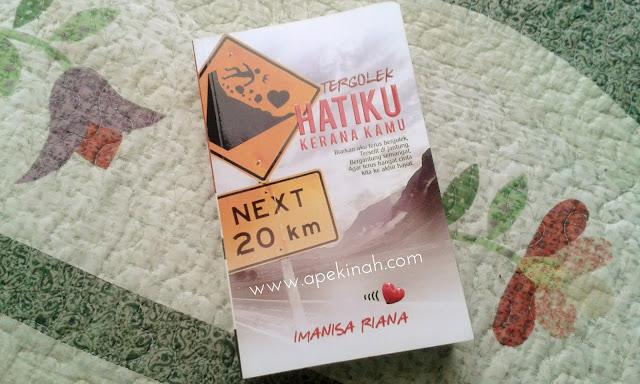 Review Novel ~ Tergolek Hatiku Kerana Kamu