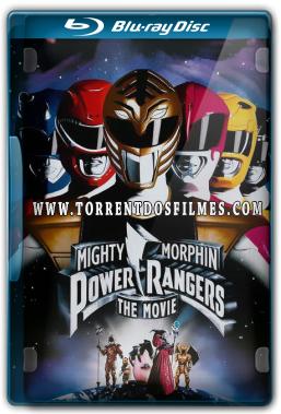 torrent power rangers dublado
